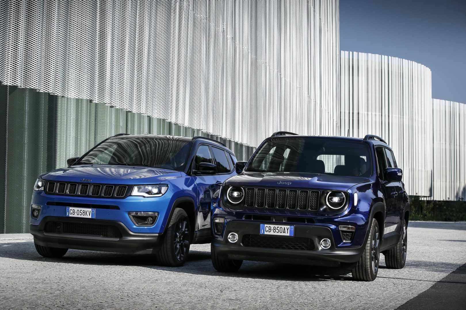 Jeep Renegade e Compass plug-in hybrid