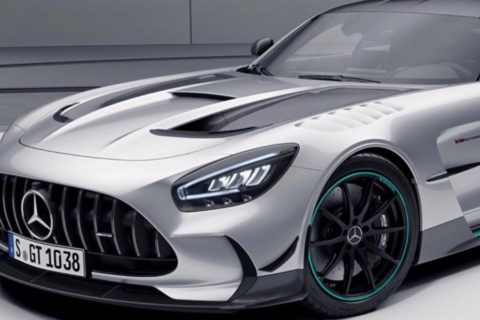 Mercedes-AMG GT Black Series P One Edition 1