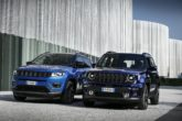 Renegade 4xe e Compass 4xe, l'ibrido plug-in secondo Jeep 16
