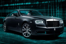 Rolls-Royce Wraith Kryptos Collection 1