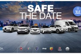 Safe the Date Mopar FCA