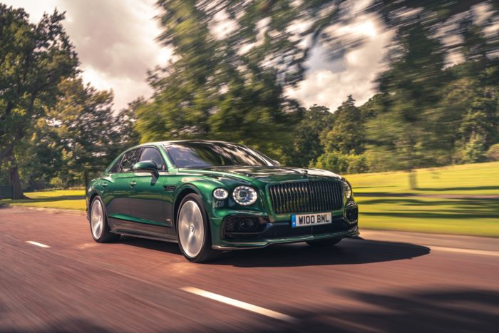 Bentley Flying Spur Styling Specification - 1