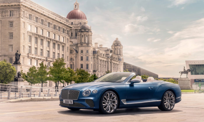 Continental GT Mulliner Convertible - 1