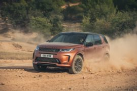 Land Rover Discovery Sport 2021 - 5