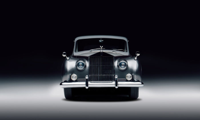 Rolls-Royce Phantom V 1961 elettrica by Lunaz Design 1