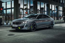 508 Peugeot Sport Engineered - 2