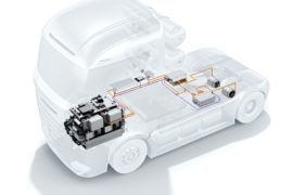 Bosch fuel cell