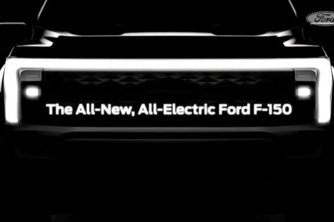 Ford F 150 electric