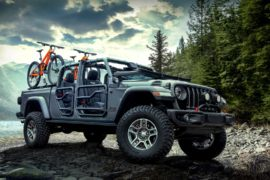 Jeep Gladiator by Mopar protagonista del Wildays 2020 - 1