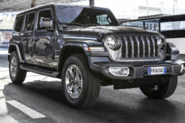 Jeep prepara versioni speciali per il 2021-Jeep 80th Anniversary Edition