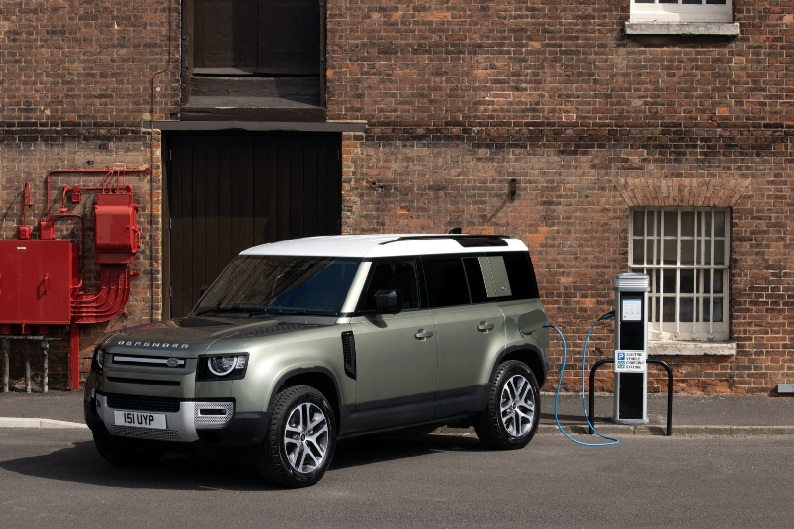 Land Rover Defender 2021 - 86