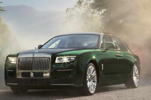 Rolls-Royce Ghost Extended 1