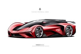 Songuo Motors - Concept Hypercar