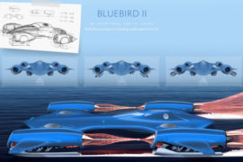 1 Rolls-Royce Young Designer Competition - BlueBird II