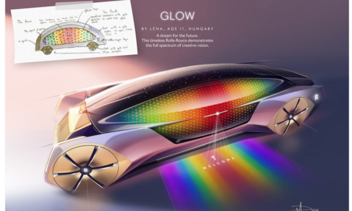 4 Rolls-Royce Young Designer Competition - Glow