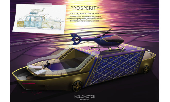 6 Rolls-Royce Young Designer Competition - Prosperity