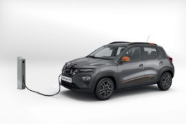 Dacia Spring Electric