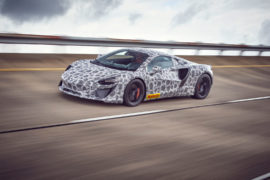 McLaren HPH, High Performance Hybrid - 1