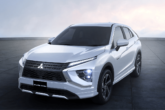 Mitsubishi Eclipse Cross restyling - 1