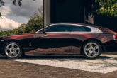 Silver Spectre la Rolls-Royce Wraith in versione shooting brake 1