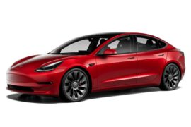 Tesla Model 3 Performance - aggiornamento 2021