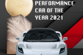 Maserati MC20 eletta China Performance Car of the Year 2021