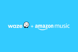 Waze e Amazon Music