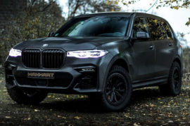 BMW X7 Manhart 1