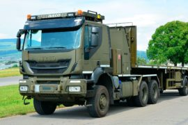 Iveco Defence Vehicles Trakker