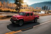 Jeep Gladiator, il prezzo del pick-up 4x4 parte da 67.944 euro
