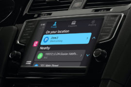 EasyPark disponibile su Apple CarPlay