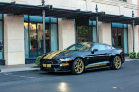 Ford Mustang Shelby GT-H arriva in Italia con Cavauto - 5