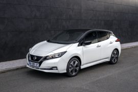 Nissan LEAF10 Special Version