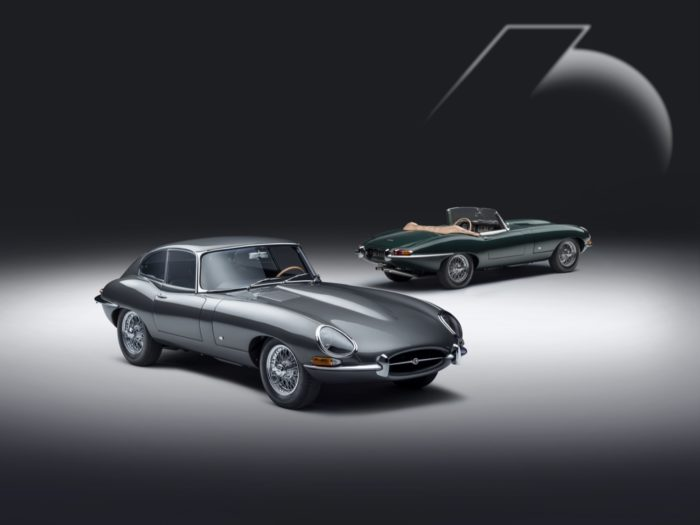 Jaguar Classic con E-Type Collection celebra la sua immortale sportiva - 30