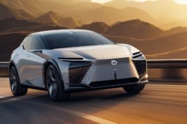 Lexus LF-Z Electrified - 28-2