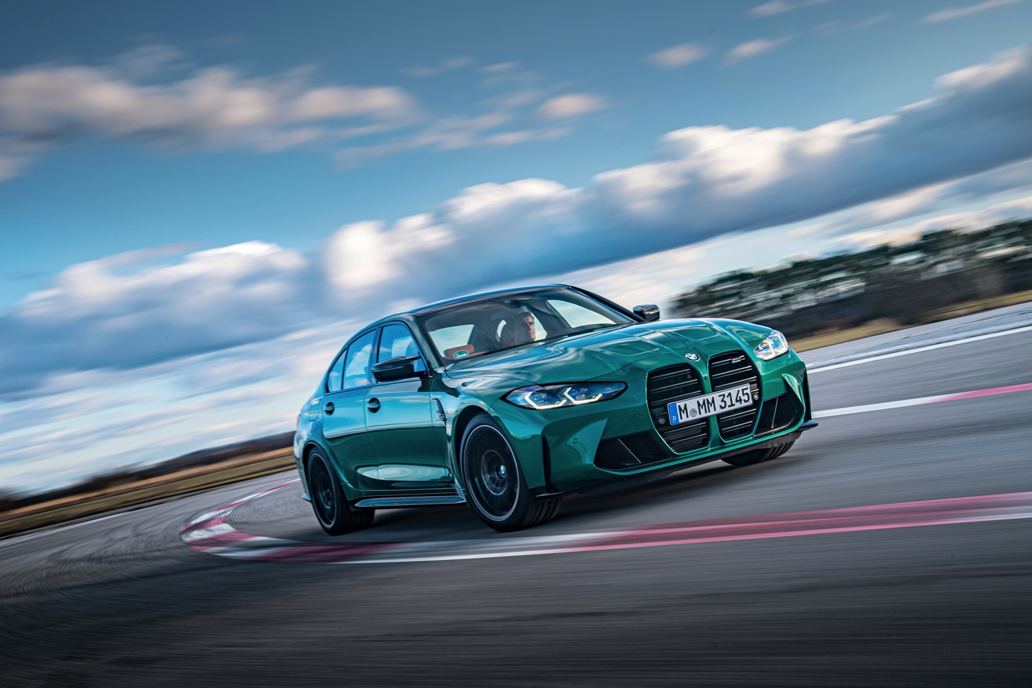 BMW M3 Competition Berlina - 9