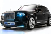 Drake Rolls-Royce Cullinan by Chrome Hearts 1
