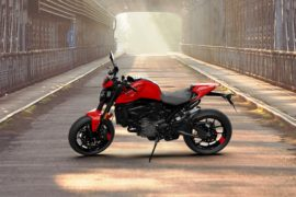 Ducati Monster Italian Virtual Tour 2021
