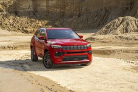(Jeep) RED Compass 2022 - 1