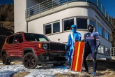 Garage Italia Customs, Lapo Elkann torna con la Jeep Renegade dedicata al Cresta Run