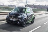 Nuova Smart elettrica - Nuova smart electric drive