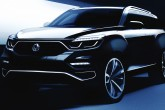SsangYong Y400 in anteprima al Motor Show di Seoul