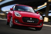 Suzuki Swift test