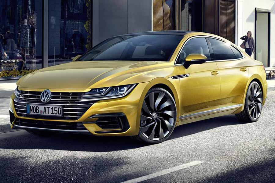 volkswagen arteon la berlina coup ecco la super passat qn motori. Black Bedroom Furniture Sets. Home Design Ideas