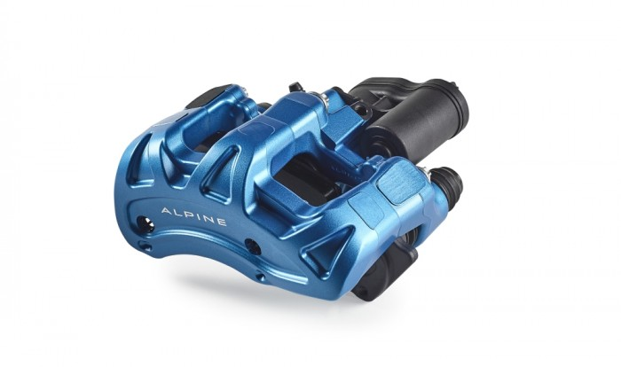 Brembo ECS (Electromechanical Combined Sliding)
