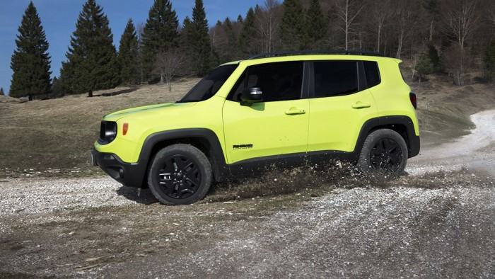 Jeep Renegade Upland Special Edition
