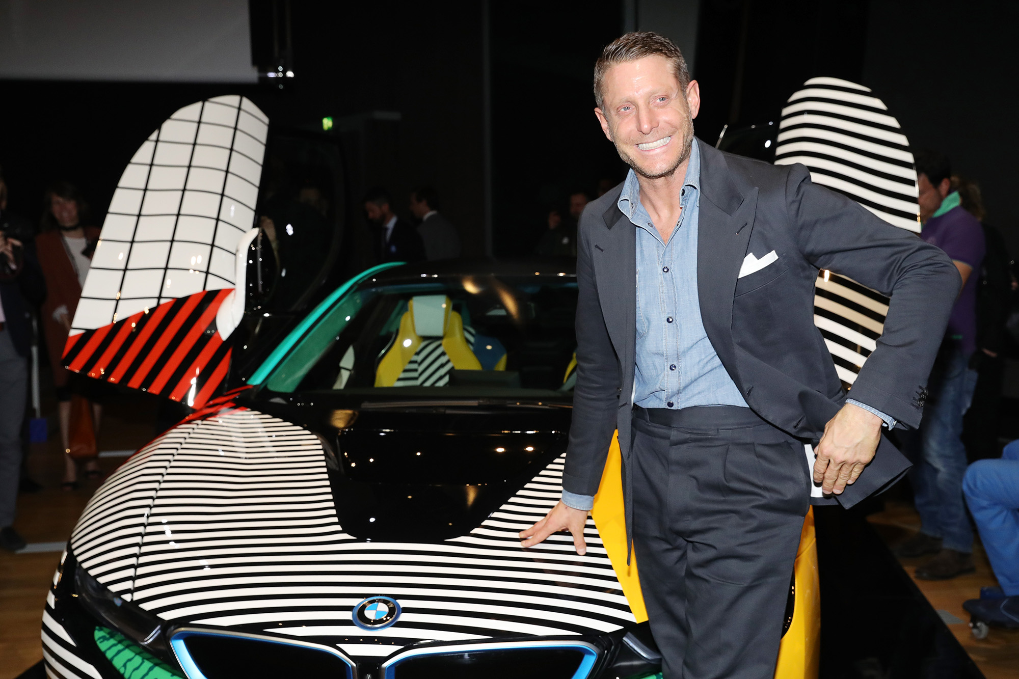 Lapo elkann e garage italia customs ecco le due ultime for Costo del garage di due auto