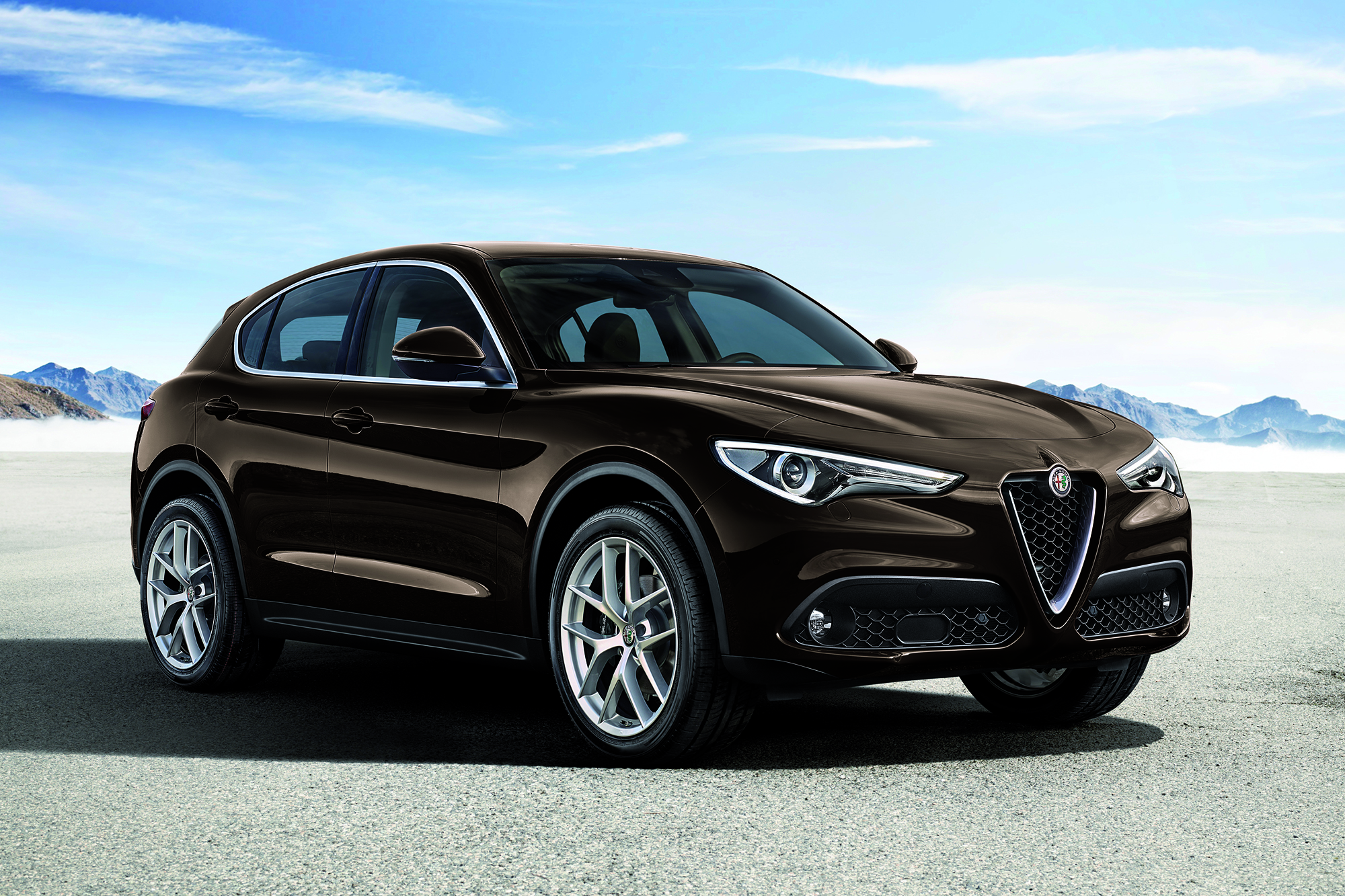alfa romeo stelvio 2 2 diesel 180 cv q4 prestazioni. Black Bedroom Furniture Sets. Home Design Ideas