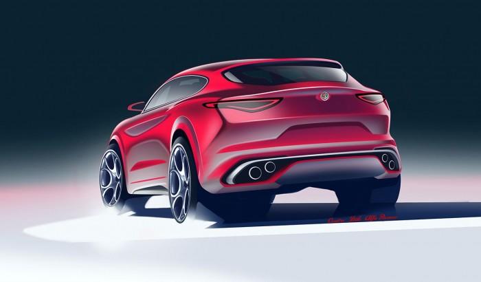 Alfa Romeo Crossover