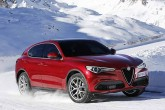 Alfa Romeo Stelvio primo test